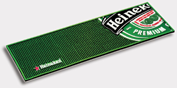 name rubber uk black slp label personalised counter runner beer mat co bar amazon